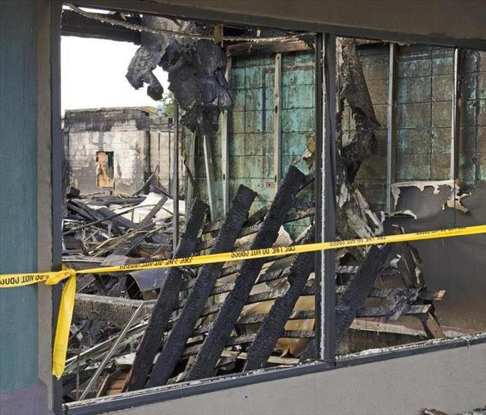 Commercial Minimize Monetary Loss After a Fire With the Right Coverage